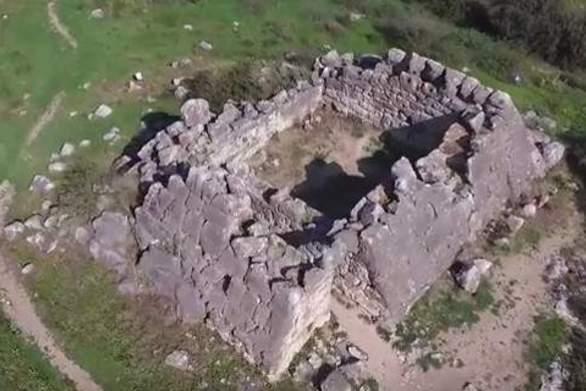 Η πυραμίδα του Άργους από ψηλά (video)