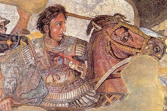 Σαν σήμερα 1 Απριλίου ο Μέγας Αλέξανδρος διαβαίνει τον Ελλήσποντο