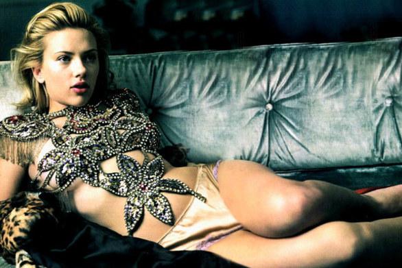Η Scarlett Johansson μιλά για τη διαρροή γυμνών φωτογραφιών της