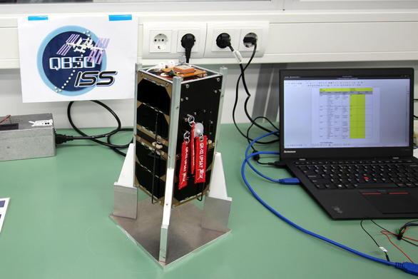 Εκτοξεύεται σήμερα στο διάστημα, δορυφόρος του Πανεπιστημίου Πατρών!
