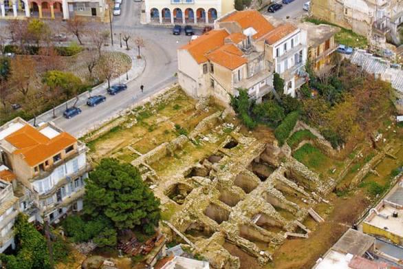 Ο πιο αρχαίος δρόμος της Πάτρας!