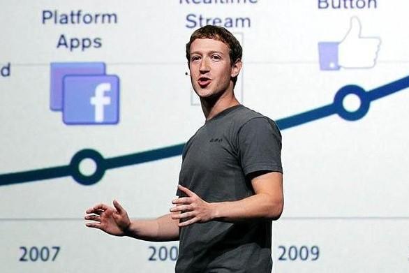 Ζούκερμπεργκ: Το Facebook αναπτύσσει τεχνολογία που θα διαβάζει τη σκέψη