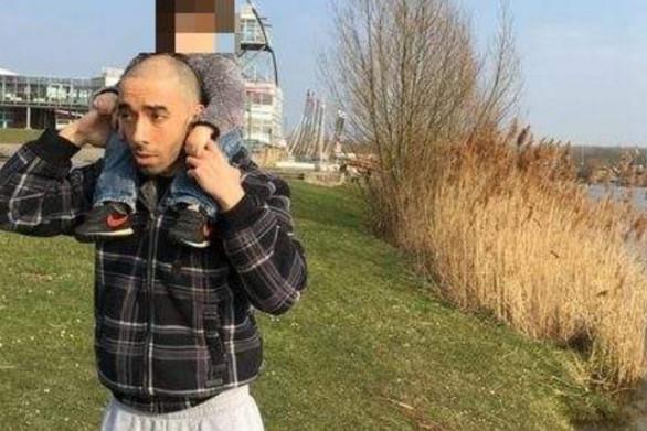 Αυτός είναι ο δράστης της επίθεσης στο Παρίσι - Ήταν φυλακή και αποφυλακίστηκε (pic)