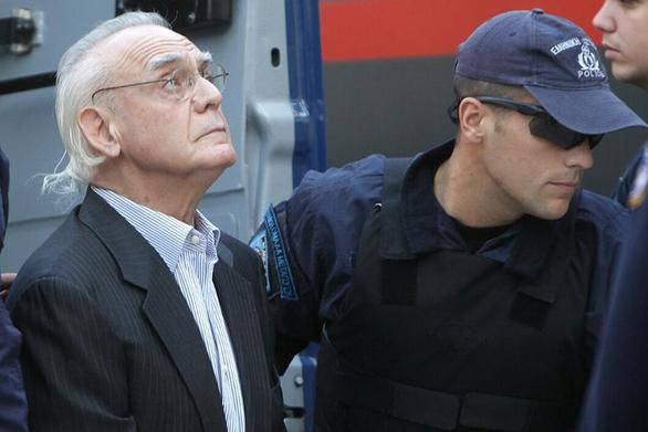 Στη φυλακή επιστρέφει ο Άκης Τσοχατζόπουλος