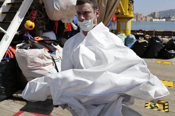 Ιταλία: Πάνω από 1.000 νεκροί μετανάστες στη Μεσόγειο από τις αρχές του έτους