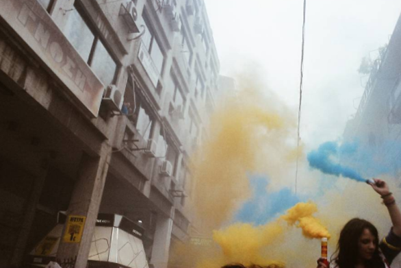 """Οι μαυροδάφνες και τα πυροτεχνήματα """"απέκλεισαν"""" τα group του Πατρινού Καρναβαλιού!"""