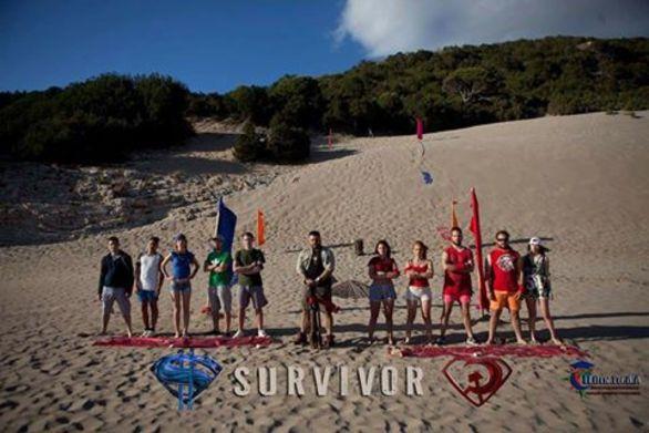 """Πολύ γέλιο - Φοιτητές της Πάτρας γύρισαν """"Survivor"""" στην παραλία της Καλόγριας! (video)"""