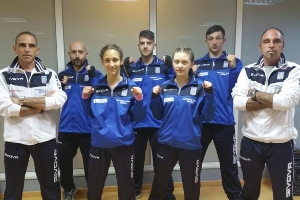 Διέπρεψαν στο Βαλκανικό πρωτάθλημα Boxe Savate οι αθλητές από την Σπάρτη (pics)
