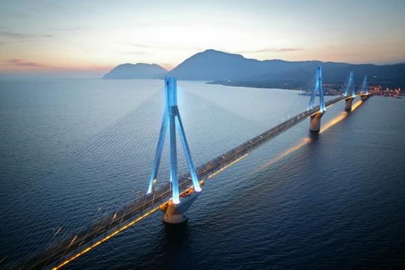 Επεκτείνεται η 10ωρη εκπτωτική κάρτα τα Σαββατοκύριακα στην Γέφυρα Ρίου - Αντιρρίου