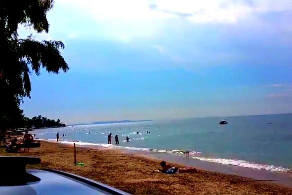 Πάτρα: Ένα όμορφο timelapse από την παραλία των Βραχνεΐκων (video)