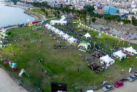 Μια χαρούμενη γιορτή, ένα γευστικό φεστιβάλ και χιλιάδες επισκέπτες στο Νότιο Πάρκο της Πάτρας!