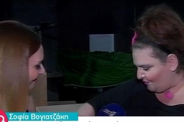 Σοφία Βογιατζάκη: «Ο Αγγελόπουλος είναι πραγματικά Survivor, τoν Χρανιώτη τον θαύμασα»! (video)