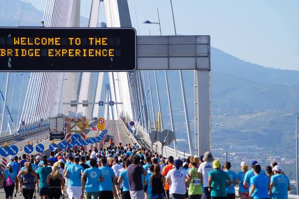 Πάτρα: Αρκετός κόσμος έζησε την εμπειρία του «The Bridge Experience»