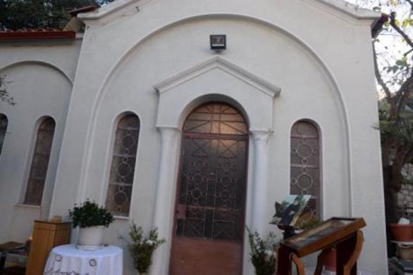 Πάτρα: Γιορτάζει το παρεκκλήσιο του Οσίου Παϊσίου, δίπλα από τις σκάλες της Αγίου Νικολάου