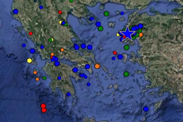 Tρόμος στο διαδίκτυο για μεγάλο σεισμό στις 6 Αυγούστου!