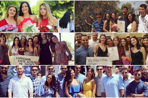 """Ορκωμοσίες - Τα καλύτερα parties """"στήνονται"""" στο Πανεπιστήμιο Πατρών"""