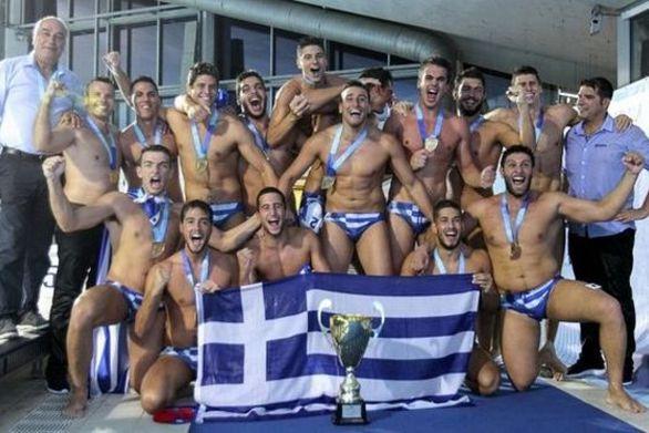 Η ΝΕΠ Πατρών για το χρυσό μετάλλιο της Εθνικής Ελλάδος στο Πόλο