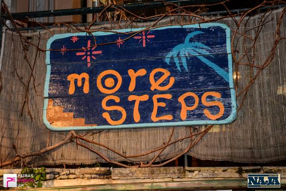 """Το More Steps Naja """"επιστρέφει"""" από τις διακοπές και το γιορτάζει με ένα υπέροχο opening party!"""