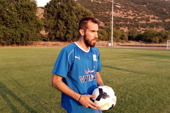Ανάρρωση μετά το χειρουργείο για τον ποδοσφαιριστή της Α.Ε. Καλαβρύτων Γιάννη Φάκο