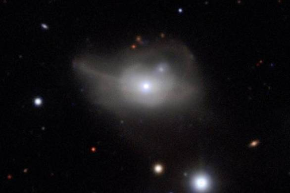 """Δεύτερη """"μαύρη τρύπα"""" στον γαλαξία μας;"""