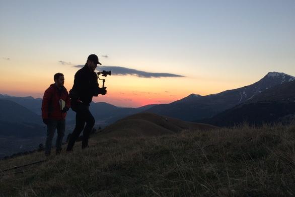«Δρακοκορυφή» - Το νέο φιλμ του Πατρινού, Παναγιώτη Κορδά, που μιλά για έναν έρωτα του βουνού! (pics+video)