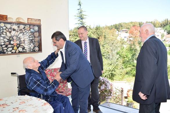 Στο Υπουργείο Εργασίας ο Κώστας Πελετίδης για το Κωνσταντοπούλειο ίδρυμα