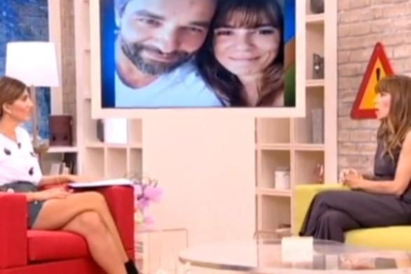 Μυρτώ Αλικάκη: Ο λόγος που δεν έχει πάρει ακόμα διαζύγιο (video)