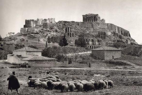 Σαν σήμερα 18 Σεπτεμβρίου η Αθήνα ονομάζεται πρωτεύουσα του ελληνικού κράτους