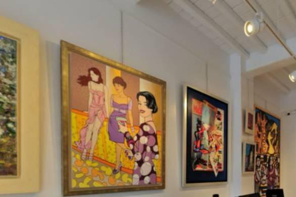 Η γκαλερί Kapopoulos Fine Arts συμμετέχει στην κορυφαία συνάντηση σύγχρονης εικαστικής δημιουργίας Beirut Art Fair!