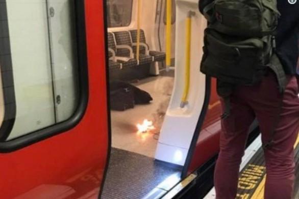 Λονδίνο - Έκρηξη στο σταθμό μετρό Tower Hill (video)