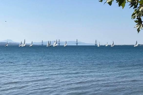Τα βλέμματα όλων στον Πατραϊκό για τον αγώνα Ανοικτής Θάλασσας «Ναυμαχία Ναυπάκτου 2017»