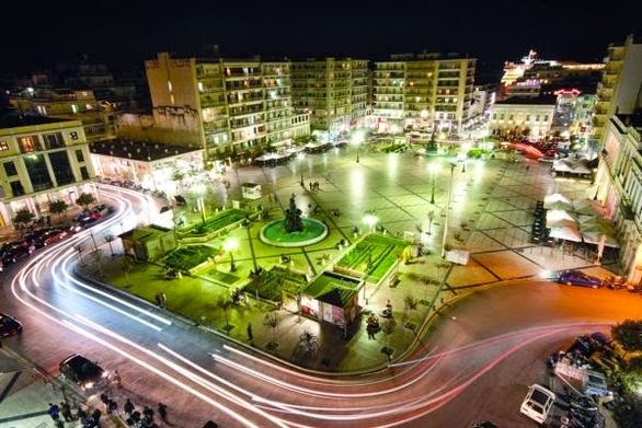 Πάτρα: Η πόλη που... πάντα κινείται (video)