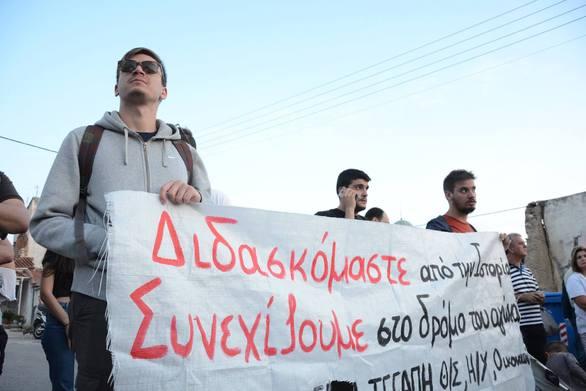 Ολοκληρώθηκαν οι ιστορικοί περίπατοι για την επέτειο της απελευθέρωσης της Πάτρας