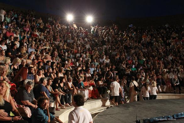 ΟΚΠΕ: «Για μας το Αρχαίο Ωδείο της Πάτρας είναι ένας ιερός χώρος πολιτισμού…»