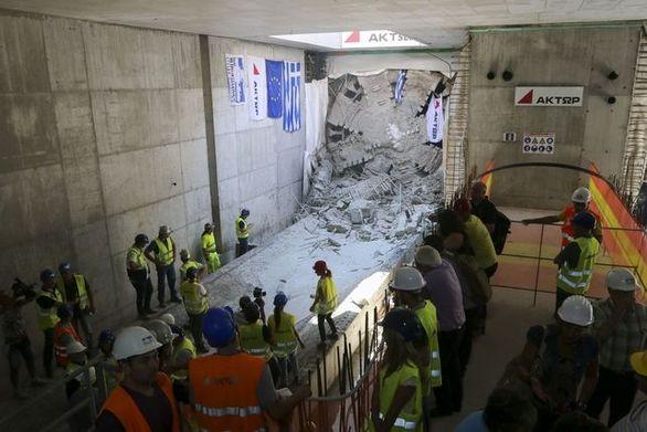 Ξεκινούν οι εργασίες κατασκευής του τελευταίου σταθμού στο Μετρό Θεσσαλονίκης