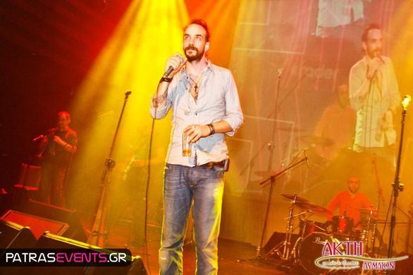 Panos Mouzourakis and Vaggelis Asimakis Live @ Akti Dimaion 23-03-12