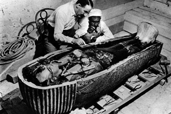 Σαν σήμερα 4 Νοεμβρίου ο Χάουαρντ Κάρτερ ανακαλύπτει τον τάφο του Φαραώ Τουταγχαμών στην Αίγυπτο