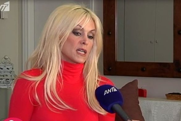 Ελίνα Κέφη: «Έριξαν στο μαγαζί του πατέρα μου την αισθησιακή μου φωτογράφιση» (video)