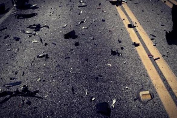 Μία γυναίκα τραυματίας μετά από σφοδρή σύγκρουση στην Πατρών - Κορίνθου
