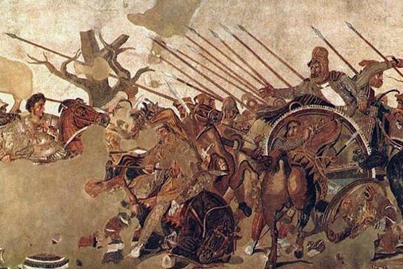 Σαν σήμερα 12 Νοεμβρίου ο Μέγας Αλέξανδρος συντρίβει τους Πέρσες στην Ισσό