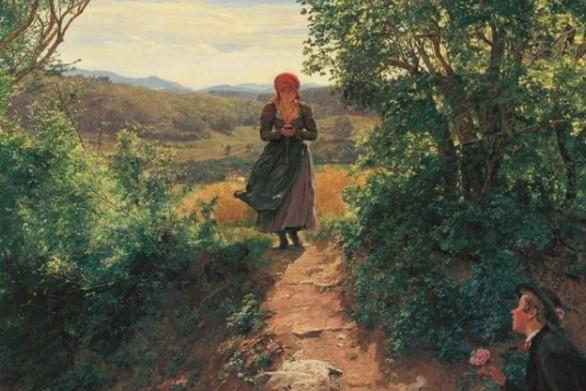 Πίνακας 150 ετών δείχνει γυναίκα να κρατά... iPhone!