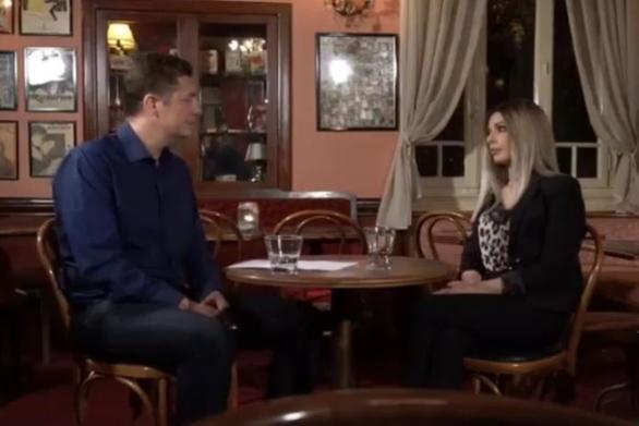 Μίνα Αρναούτη - «Σπάει» τη σιωπή της για πρώτη φορά... τηλεοπτικά (video)
