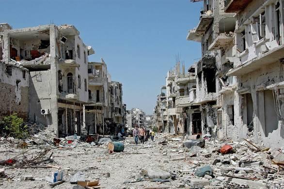 Πάνω από 340.000 νεκροί στον πόλεμο της Συρίας!