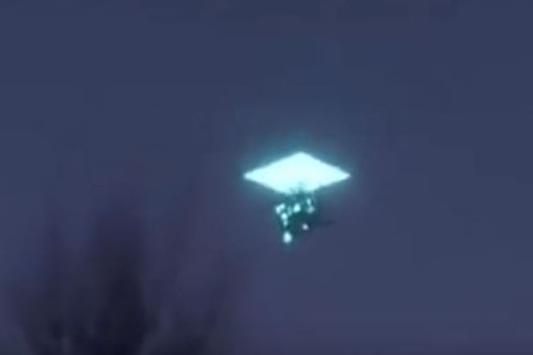 Κάμερα κατέγραψε πρωτοφανή δραστηριότητα από εξωγήινους