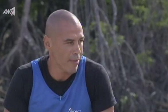Nomads: Αποχώρησε ο Μιχάλης Ζαμπίδης από το Palawan! (video)