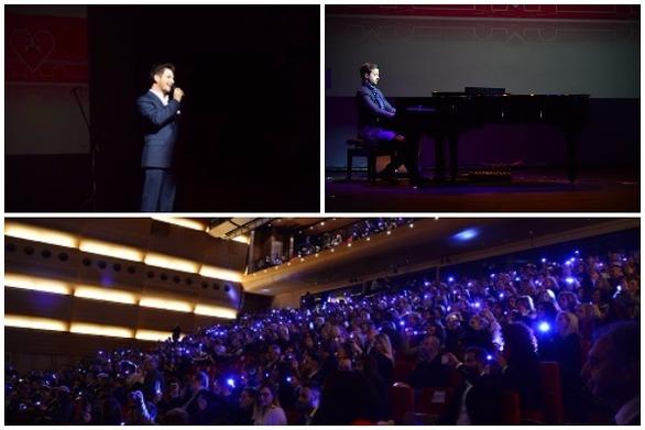 """Με μεγάλη επιτυχία πραγματοποιήθηκε η εκδήλωση της """"Φλόγας"""" και του ΚΕΔΜΟΠ-Χάρισε Ζωή!"""