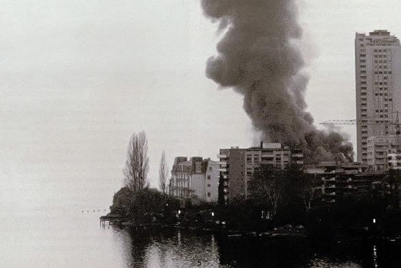 Σαν σήμερα 4 Δεκεμβρίου το Καζίνο του Μοντρέ φλέγεται από ένα πυροτέχνημα