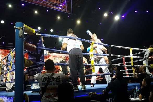 Ο Πατρινός Δήμος Ασημακόπουλος «χρυσός» στο Muay Thai Grand Prix 12 (pic)