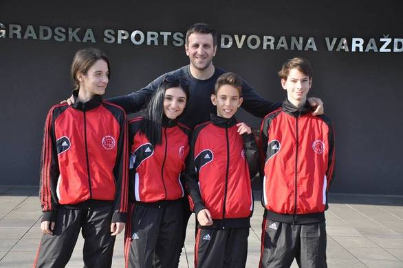 Ετοιμάζονται για την Σόφια οι αθλητές του Fight Club Patras