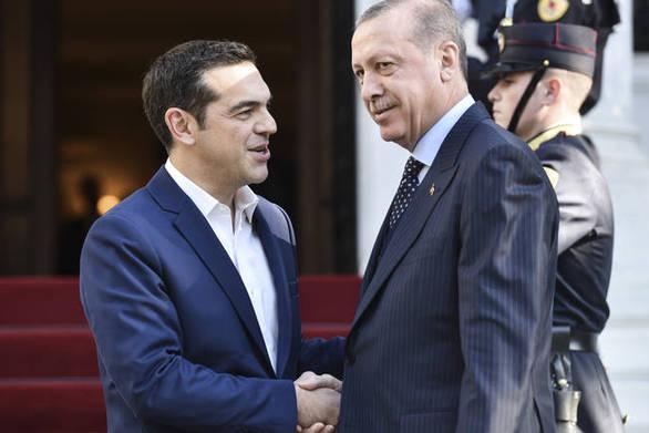 """Ερντογάν για Κυπριακό: """"Θέλουμε μια διαρκή και βιώσιμη λύση"""""""